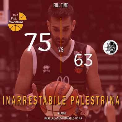 Palestrina vince il derby