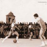 Flavio Cecconi in maglia Palestrina nel 1971