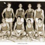 Prima Amichevole a Latina 1964