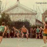 Azione di gioco Palestrina Basket 1969