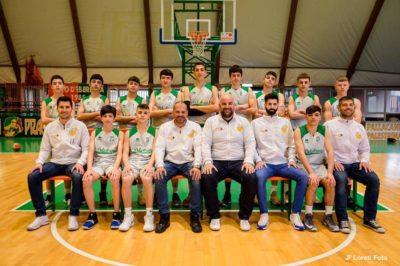 Roster Under 15 Eccellenza Palestrina 2018/2019