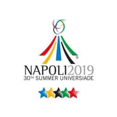 Logo Universiadi Napoli 2019