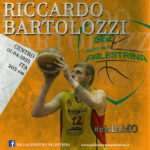 Riccardo Bartolozzi in lunetta