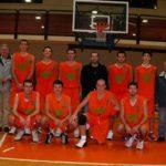 Foto di squadra Allievi Palestrina 2003/2004