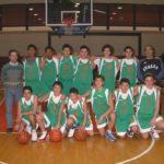 Foto di squadra Cadetti Palestrina 2003/2004
