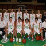 Foto di squadra Palestrina 2003/2004