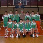 Foto di squadra Serie D Palestrina 2003/2004