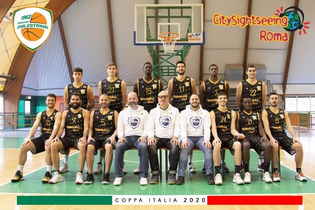 squadra del Palestrina