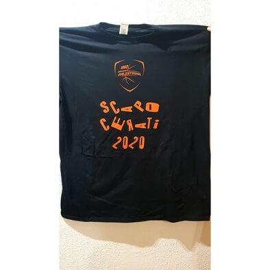 maglietta nera scapocerati